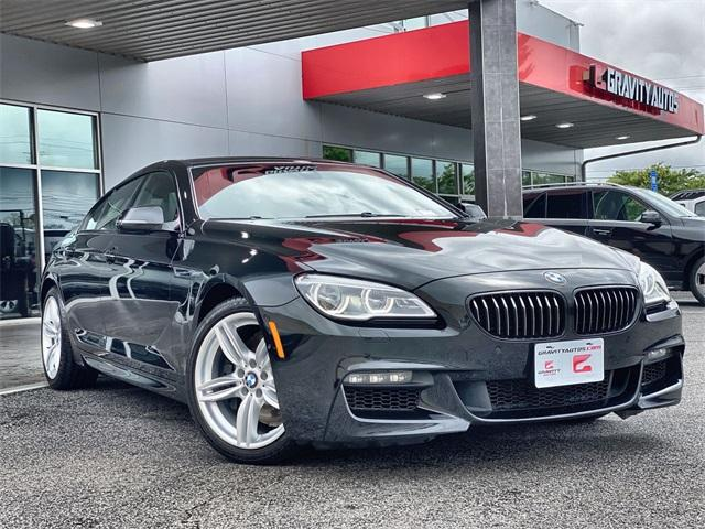 Used 2017 BMW 6 Series 640i xDrive Gran Coupe for sale Sold at Gravity Autos Roswell in Roswell GA 30076 1