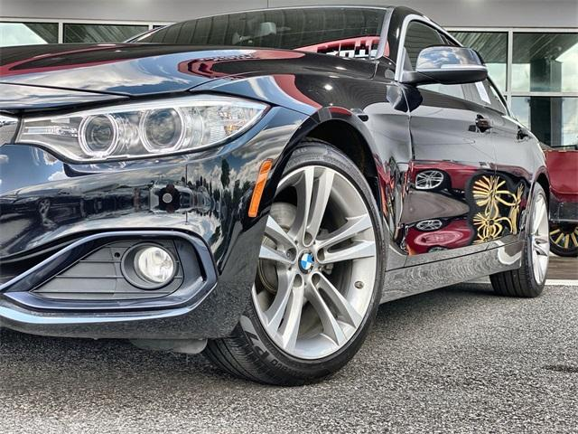 Used 2016 BMW 4 Series 428i Gran Coupe for sale Sold at Gravity Autos Roswell in Roswell GA 30076 10