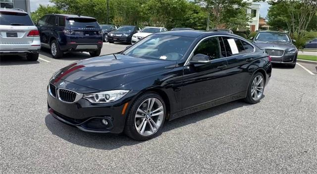 Used 2016 BMW 4 Series 428i Gran Coupe for sale Sold at Gravity Autos Roswell in Roswell GA 30076 4