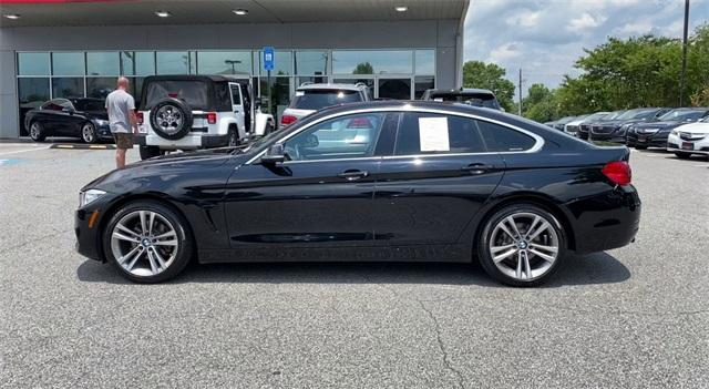 Used 2016 BMW 4 Series 428i Gran Coupe for sale Sold at Gravity Autos Roswell in Roswell GA 30076 5