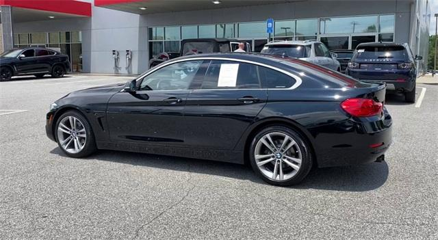 Used 2016 BMW 4 Series 428i Gran Coupe for sale Sold at Gravity Autos Roswell in Roswell GA 30076 6