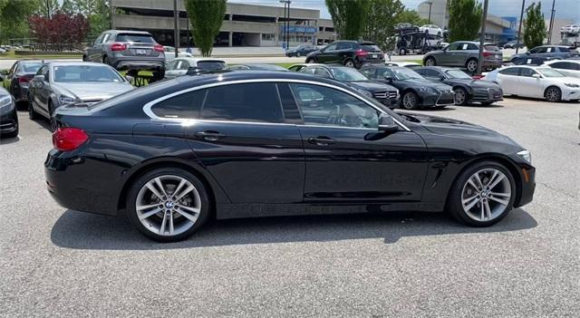 Used 2016 BMW 4 Series 428i Gran Coupe for sale Sold at Gravity Autos Roswell in Roswell GA 30076 9