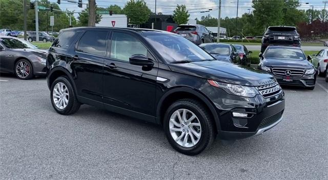 Used 2017 Land Rover Discovery Sport HSE for sale Sold at Gravity Autos Roswell in Roswell GA 30076 2