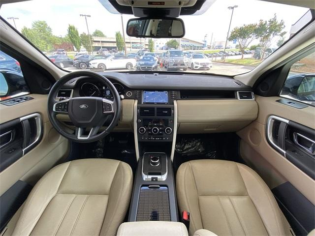 Used 2017 Land Rover Discovery Sport HSE for sale Sold at Gravity Autos Roswell in Roswell GA 30076 26