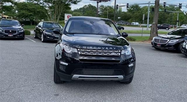 Used 2017 Land Rover Discovery Sport HSE for sale Sold at Gravity Autos Roswell in Roswell GA 30076 3