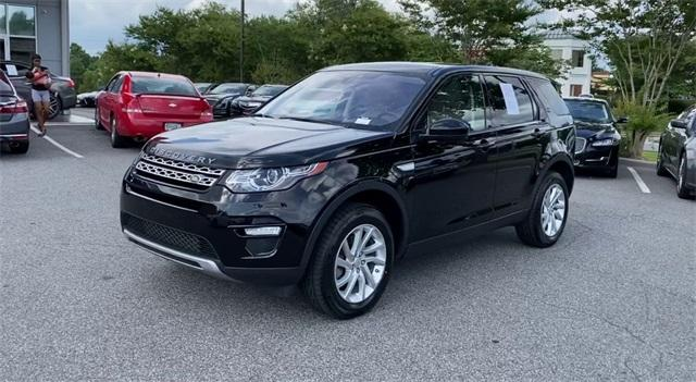 Used 2017 Land Rover Discovery Sport HSE for sale Sold at Gravity Autos Roswell in Roswell GA 30076 4
