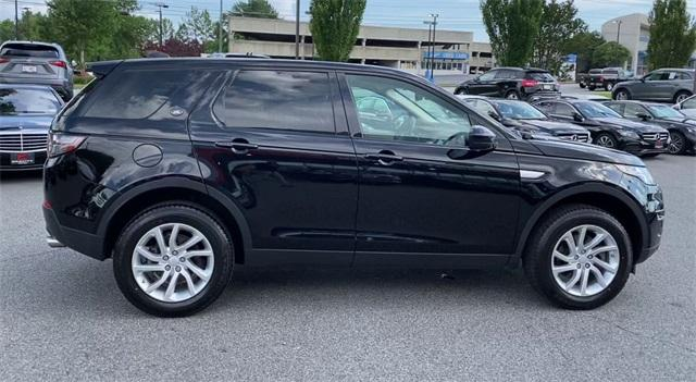 Used 2017 Land Rover Discovery Sport HSE for sale Sold at Gravity Autos Roswell in Roswell GA 30076 9