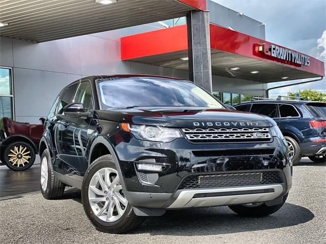 Used 2017 Land Rover Discovery Sport HSE for sale Sold at Gravity Autos Roswell in Roswell GA 30076 1
