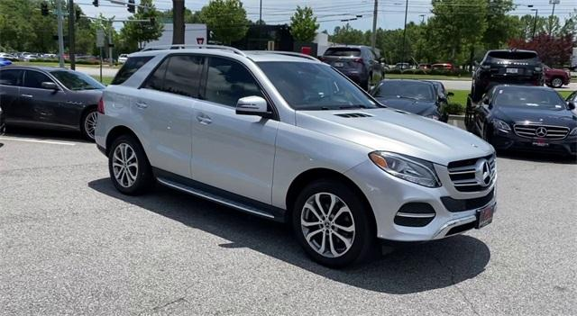 Used 2017 Mercedes-Benz GLE GLE 350 for sale Sold at Gravity Autos Roswell in Roswell GA 30076 2