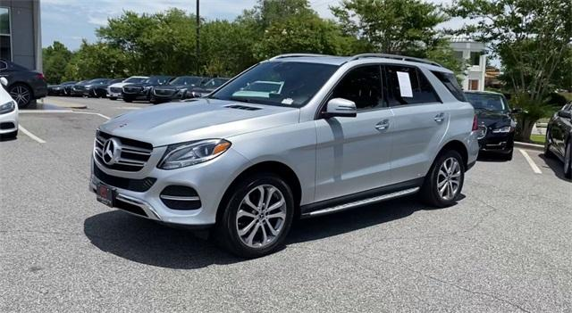 Used 2017 Mercedes-Benz GLE GLE 350 for sale Sold at Gravity Autos Roswell in Roswell GA 30076 4