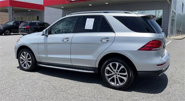 Used 2017 Mercedes-Benz GLE GLE 350 for sale Sold at Gravity Autos Roswell in Roswell GA 30076 6