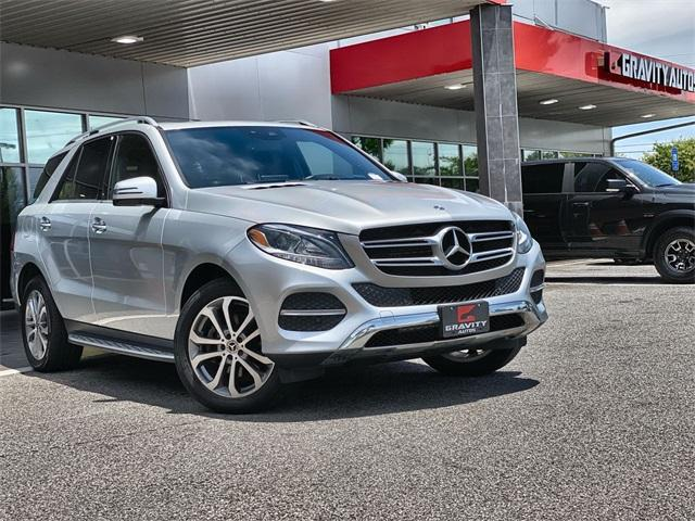 Used 2017 Mercedes-Benz GLE GLE 350 for sale Sold at Gravity Autos Roswell in Roswell GA 30076 1