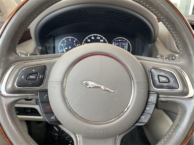 Used 2016 Jaguar XJ XJL Portfolio for sale Sold at Gravity Autos Roswell in Roswell GA 30076 14