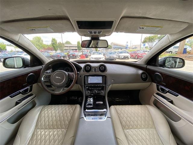 Used 2016 Jaguar XJ XJL Portfolio for sale Sold at Gravity Autos Roswell in Roswell GA 30076 28