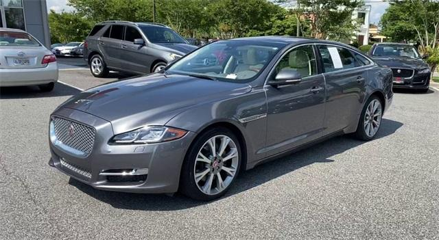 Used 2016 Jaguar XJ XJL Portfolio for sale Sold at Gravity Autos Roswell in Roswell GA 30076 4