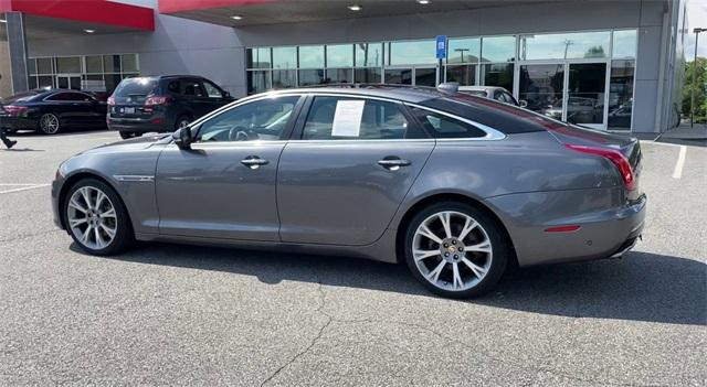 Used 2016 Jaguar XJ XJL Portfolio for sale Sold at Gravity Autos Roswell in Roswell GA 30076 6