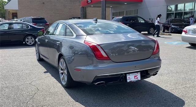 Used 2016 Jaguar XJ XJL Portfolio for sale Sold at Gravity Autos Roswell in Roswell GA 30076 7