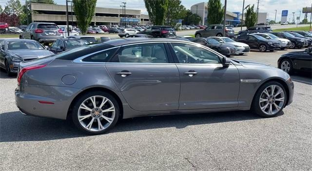 Used 2016 Jaguar XJ XJL Portfolio for sale Sold at Gravity Autos Roswell in Roswell GA 30076 9
