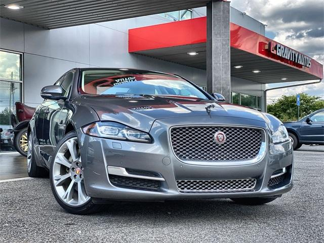 Used 2016 Jaguar XJ XJL Portfolio for sale Sold at Gravity Autos Roswell in Roswell GA 30076 1