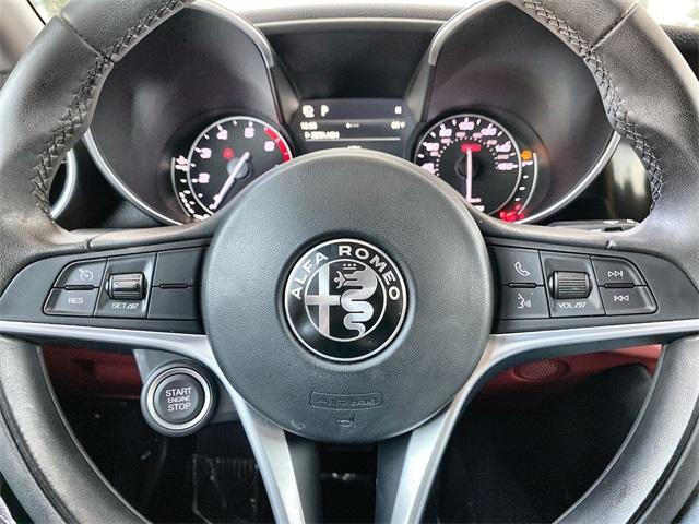Used 2018 Alfa Romeo Giulia Base for sale Sold at Gravity Autos Roswell in Roswell GA 30076 14