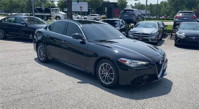 Used 2018 Alfa Romeo Giulia Base for sale Sold at Gravity Autos Roswell in Roswell GA 30076 2
