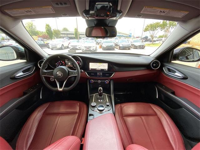Used 2018 Alfa Romeo Giulia Base for sale Sold at Gravity Autos Roswell in Roswell GA 30076 25