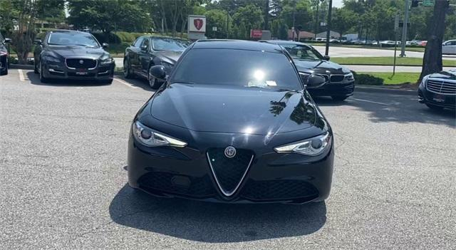 Used 2018 Alfa Romeo Giulia Base for sale Sold at Gravity Autos Roswell in Roswell GA 30076 3