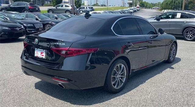 Used 2018 Alfa Romeo Giulia Base for sale Sold at Gravity Autos Roswell in Roswell GA 30076 8