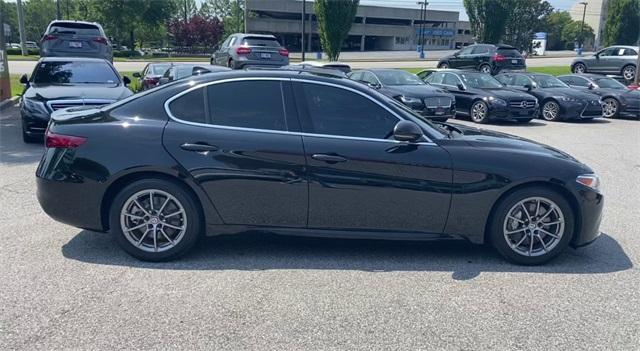 Used 2018 Alfa Romeo Giulia Base for sale Sold at Gravity Autos Roswell in Roswell GA 30076 9