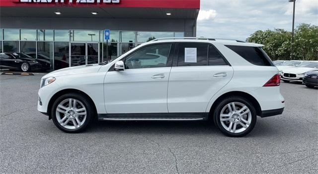 Used 2017 Mercedes-Benz GLE GLE 350 for sale Sold at Gravity Autos Roswell in Roswell GA 30076 5