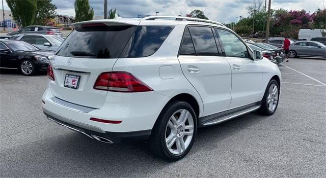 Used 2017 Mercedes-Benz GLE GLE 350 for sale Sold at Gravity Autos Roswell in Roswell GA 30076 8
