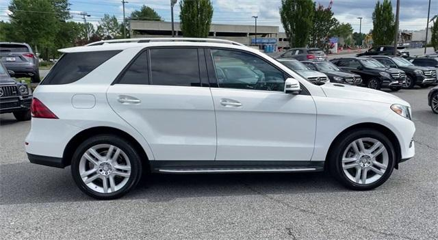 Used 2017 Mercedes-Benz GLE GLE 350 for sale Sold at Gravity Autos Roswell in Roswell GA 30076 9