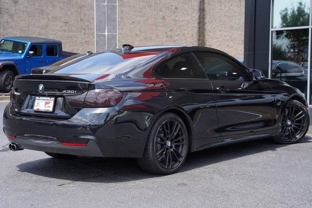 Used 2017 BMW 4 Series 430i for sale Sold at Gravity Autos Roswell in Roswell GA 30076 11