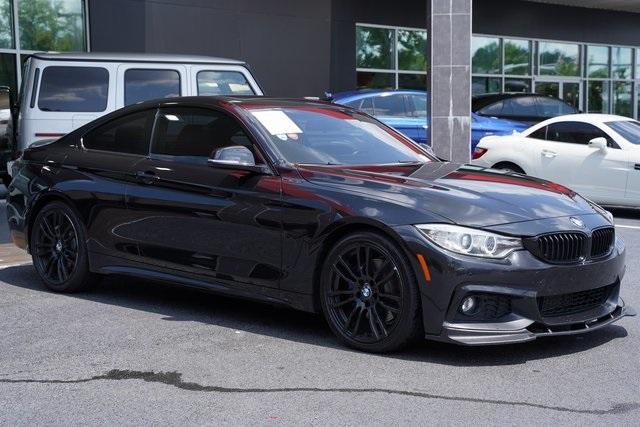 Used 2017 BMW 4 Series 430i for sale Sold at Gravity Autos Roswell in Roswell GA 30076 7