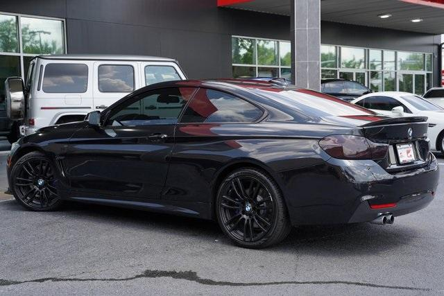 Used 2017 BMW 4 Series 430i for sale Sold at Gravity Autos Roswell in Roswell GA 30076 9