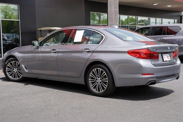 Used 2017 BMW 5 Series 540i xDrive for sale $37,992 at Gravity Autos Roswell in Roswell GA 30076 12