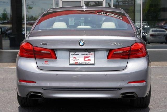 Used 2017 BMW 5 Series 540i xDrive for sale $37,992 at Gravity Autos Roswell in Roswell GA 30076 13
