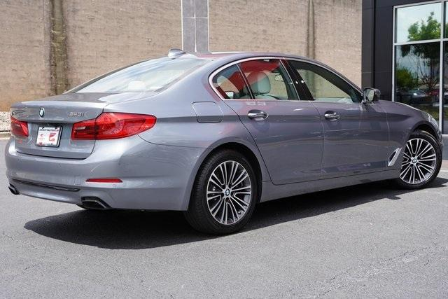 Used 2017 BMW 5 Series 540i xDrive for sale $37,992 at Gravity Autos Roswell in Roswell GA 30076 14