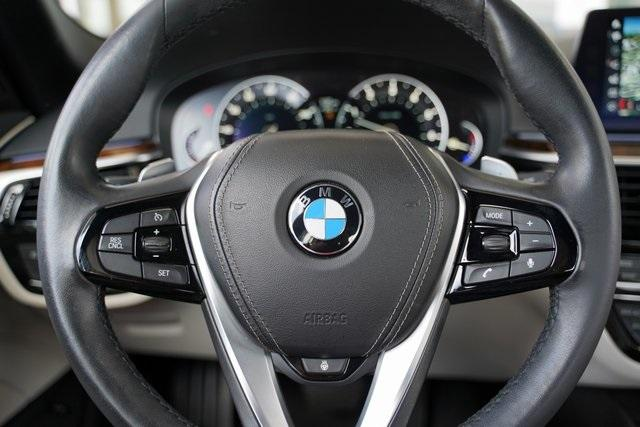 Used 2017 BMW 5 Series 540i xDrive for sale $37,992 at Gravity Autos Roswell in Roswell GA 30076 17