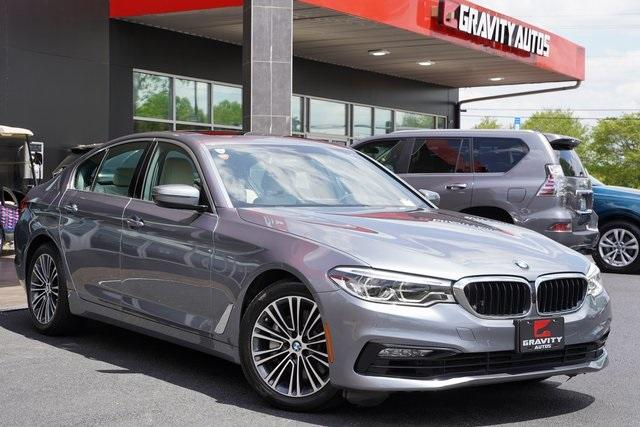 Used 2017 BMW 5 Series 540i xDrive for sale $37,992 at Gravity Autos Roswell in Roswell GA 30076 2