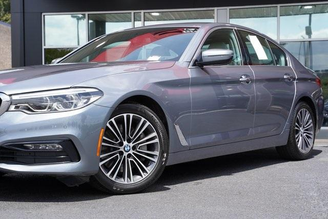 Used 2017 BMW 5 Series 540i xDrive for sale $37,992 at Gravity Autos Roswell in Roswell GA 30076 3