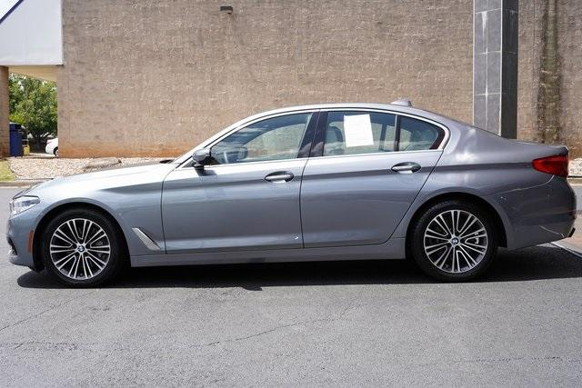 Used 2017 BMW 5 Series 540i xDrive for sale $37,992 at Gravity Autos Roswell in Roswell GA 30076 4
