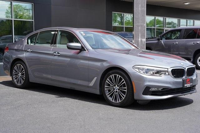 Used 2017 BMW 5 Series 540i xDrive for sale $37,992 at Gravity Autos Roswell in Roswell GA 30076 7