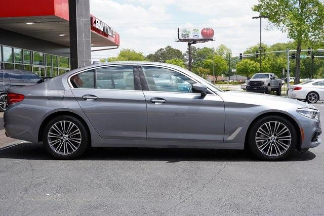 Used 2017 BMW 5 Series 540i xDrive for sale $37,992 at Gravity Autos Roswell in Roswell GA 30076 8