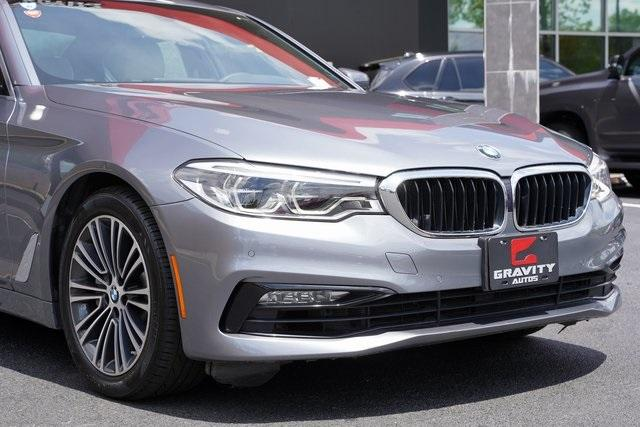 Used 2017 BMW 5 Series 540i xDrive for sale $37,992 at Gravity Autos Roswell in Roswell GA 30076 9