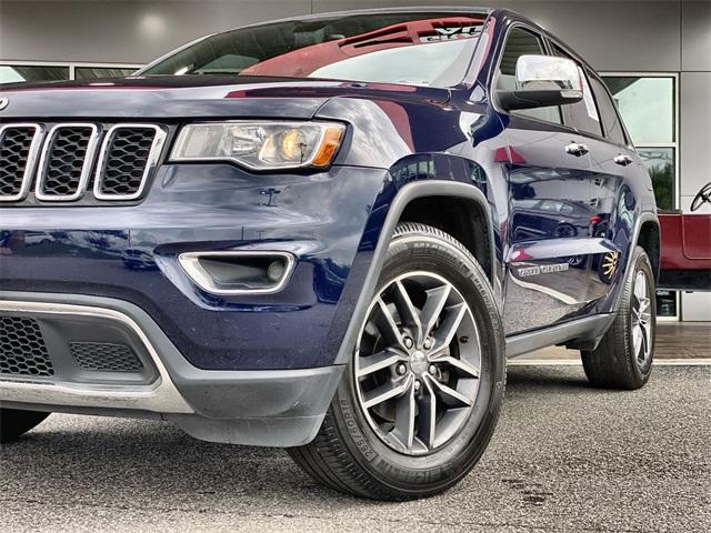 Used 2017 Jeep Grand Cherokee Limited for sale Sold at Gravity Autos Roswell in Roswell GA 30076 10