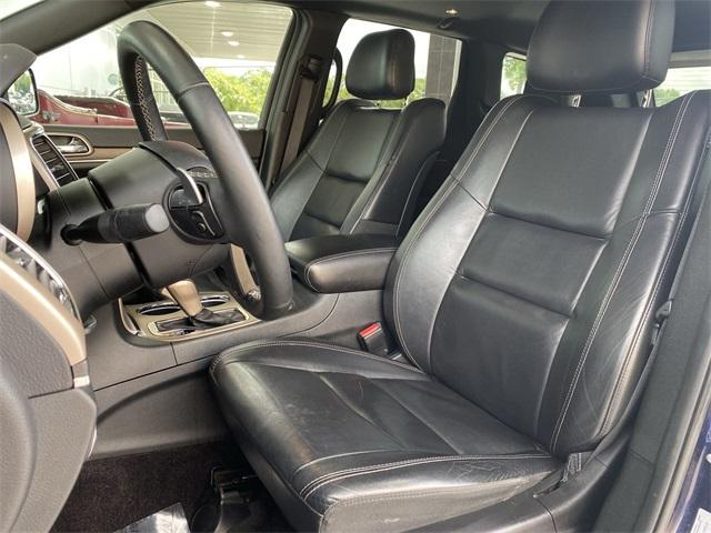 Used 2017 Jeep Grand Cherokee Limited for sale Sold at Gravity Autos Roswell in Roswell GA 30076 11