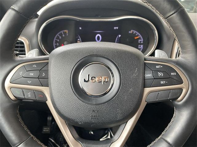 Used 2017 Jeep Grand Cherokee Limited for sale Sold at Gravity Autos Roswell in Roswell GA 30076 14
