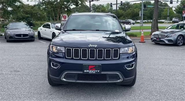 Used 2017 Jeep Grand Cherokee Limited for sale Sold at Gravity Autos Roswell in Roswell GA 30076 3