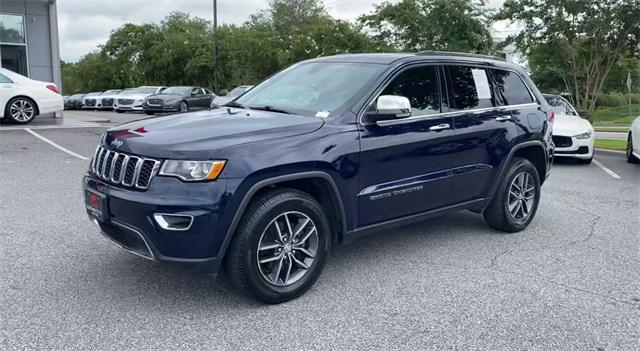 Used 2017 Jeep Grand Cherokee Limited for sale Sold at Gravity Autos Roswell in Roswell GA 30076 4